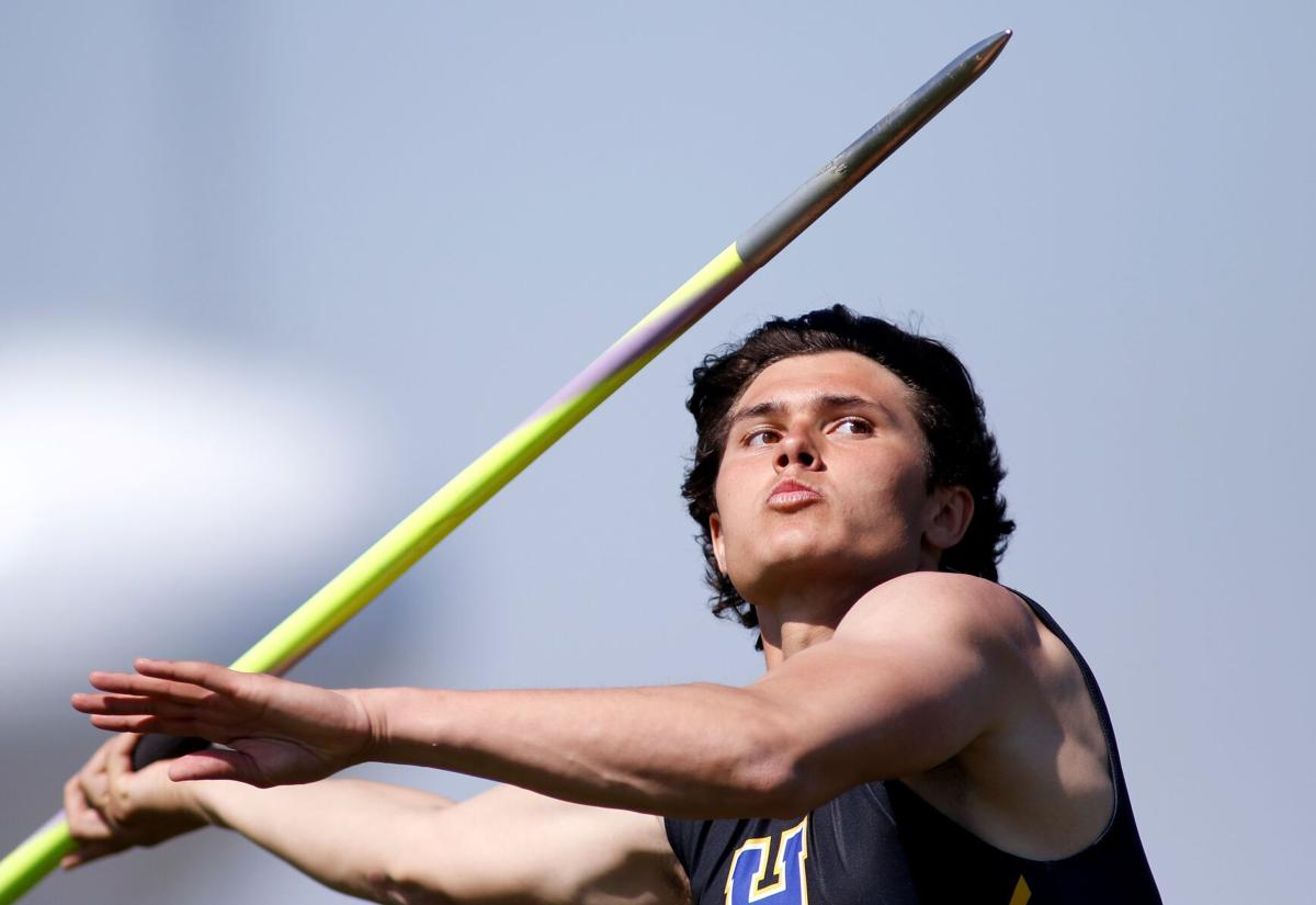 Bryce Kazmaier, Francis Howell track and field