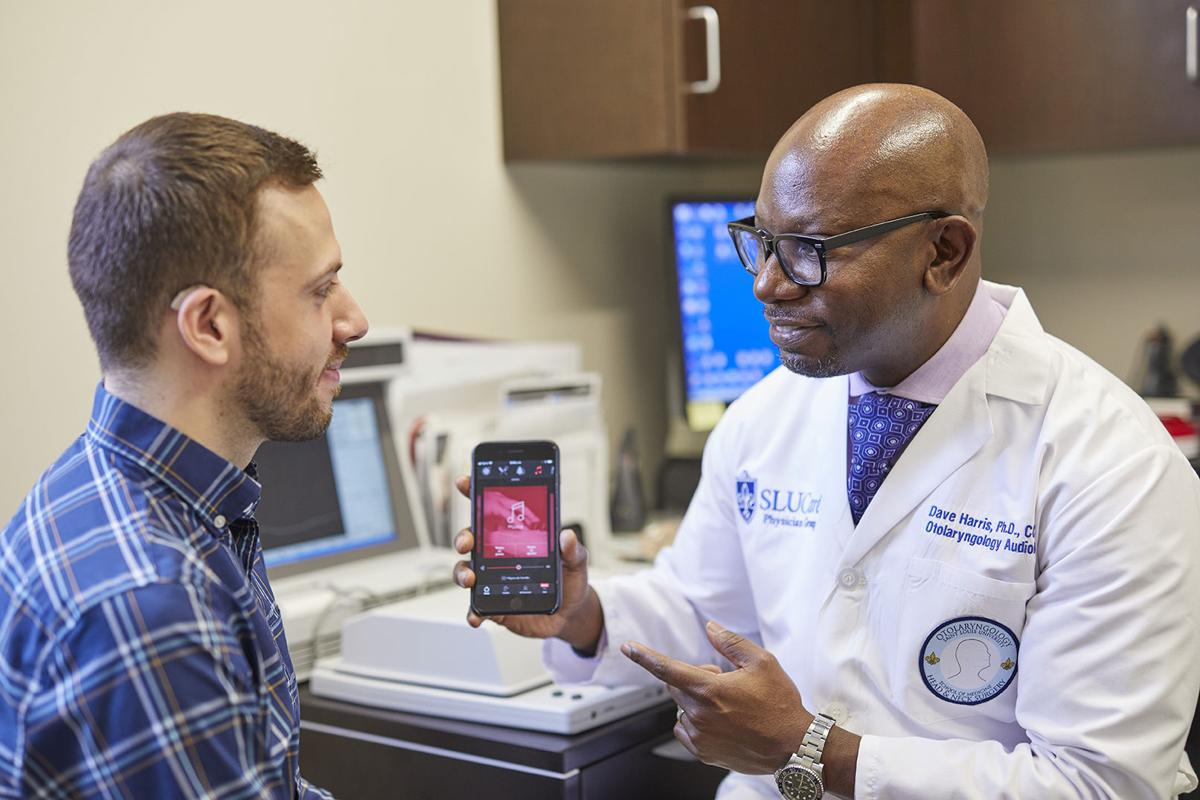 SLUCare audiologists provide expert care to ease living with hearing loss 2