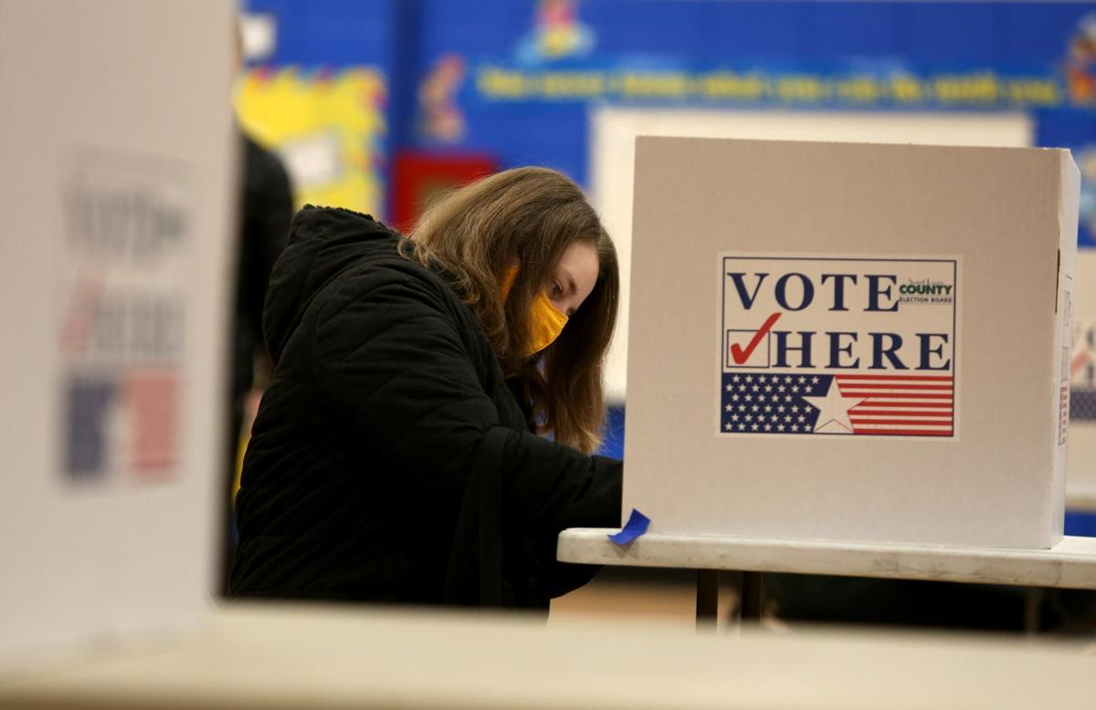 Voting in St. Louis County