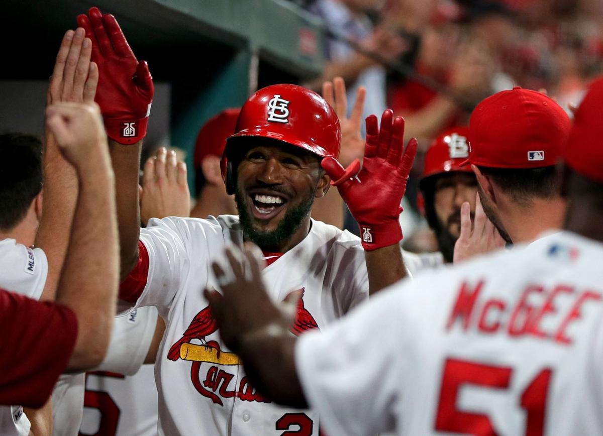 Photos: Cardinals slug Rockies with 2-run homers