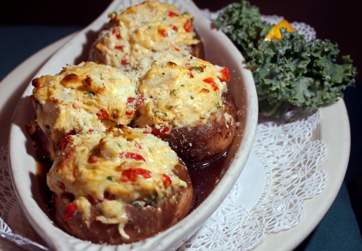 Recipe request: stuffed mushrooms