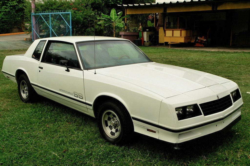 The 1984 Mexican Monte Carlo Differed From The U S Version In