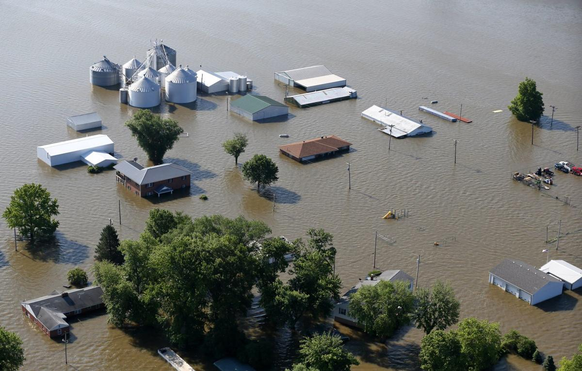 Missouri River flooding dries up business along Katy Trail