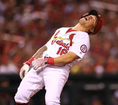 d4ba2b89 Wong expects to bounce back after being hit by pitch twice ...