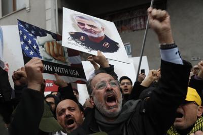 Turkey Soleimani