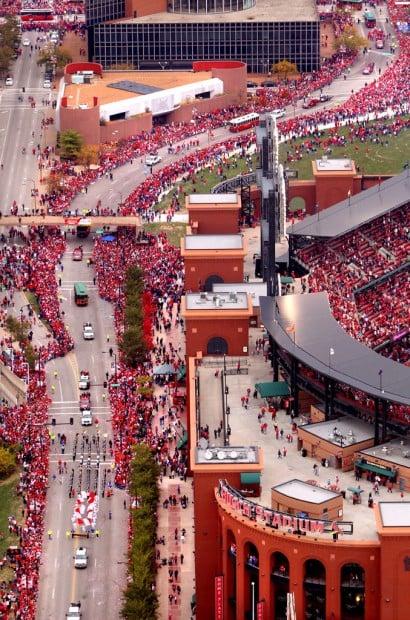 World Series Victory Parade
