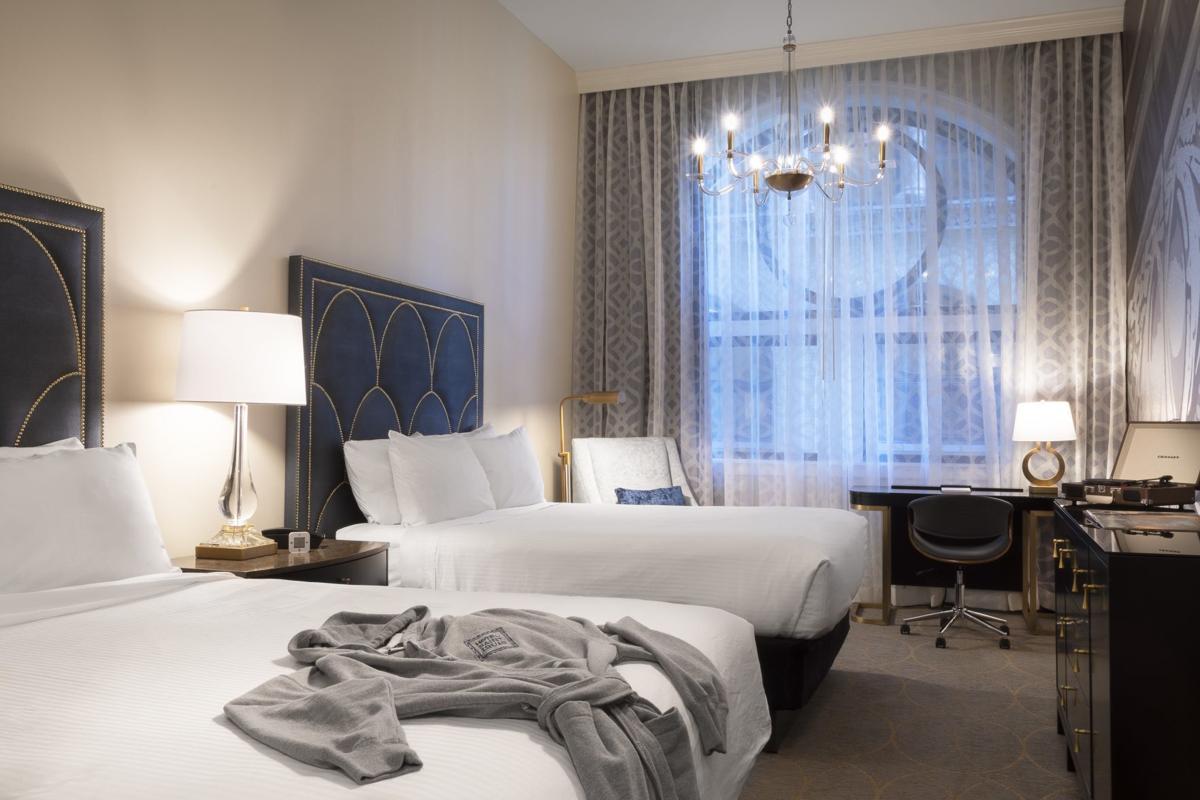 Hotel St. Louis Bedroom