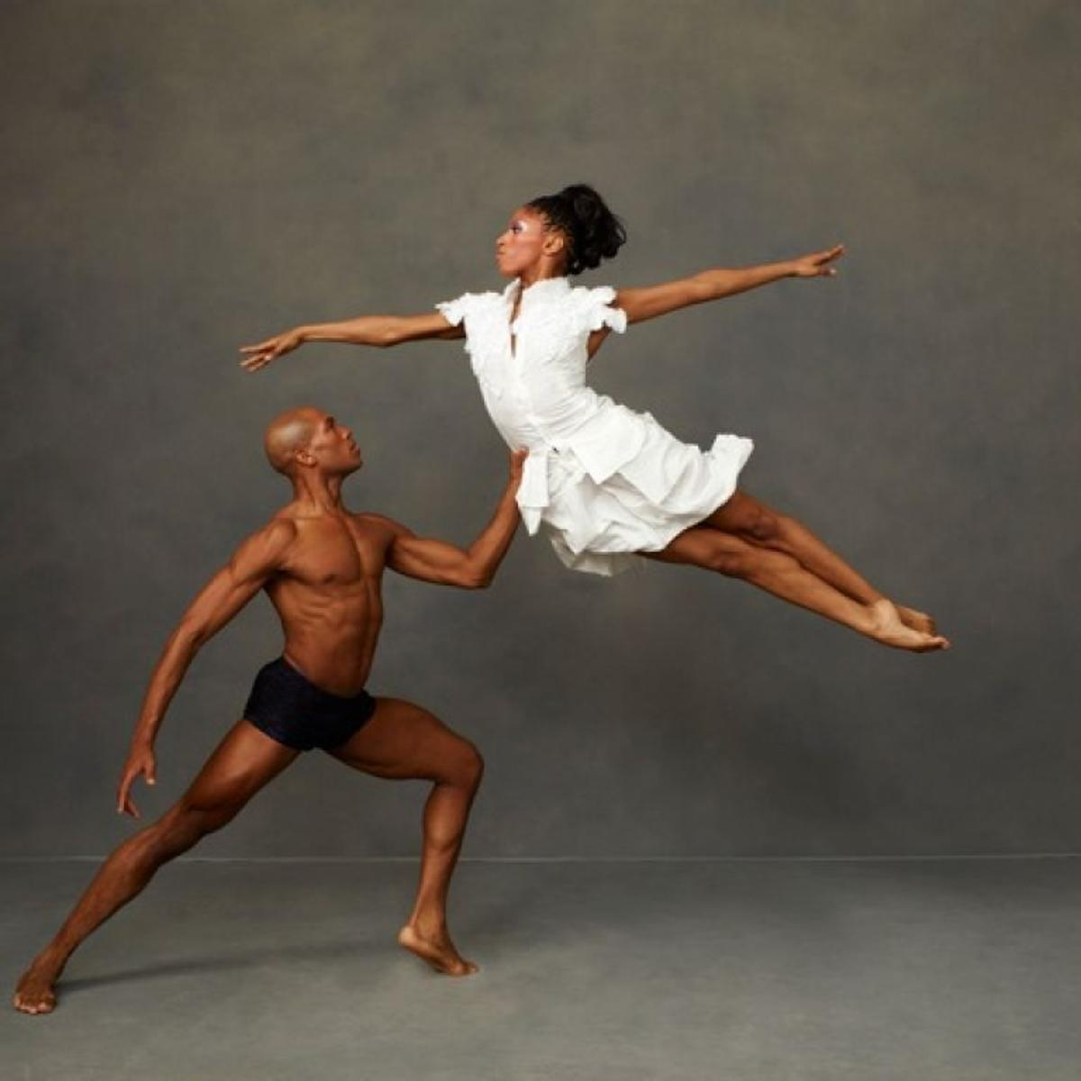 Alvin Ailey Dance Theater gets a 'Lift' | Arts and theater ...