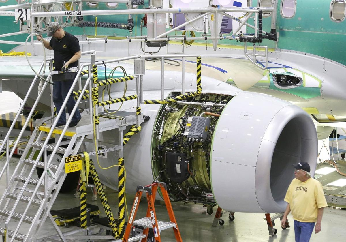 Boeing 737 production