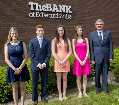 Four area students awarded community scholarships