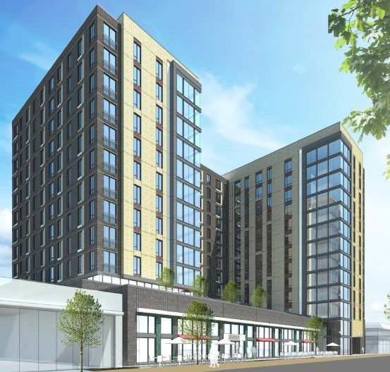 The Columns Apartments: Delmar Loop Apartment Building In The Works : Business