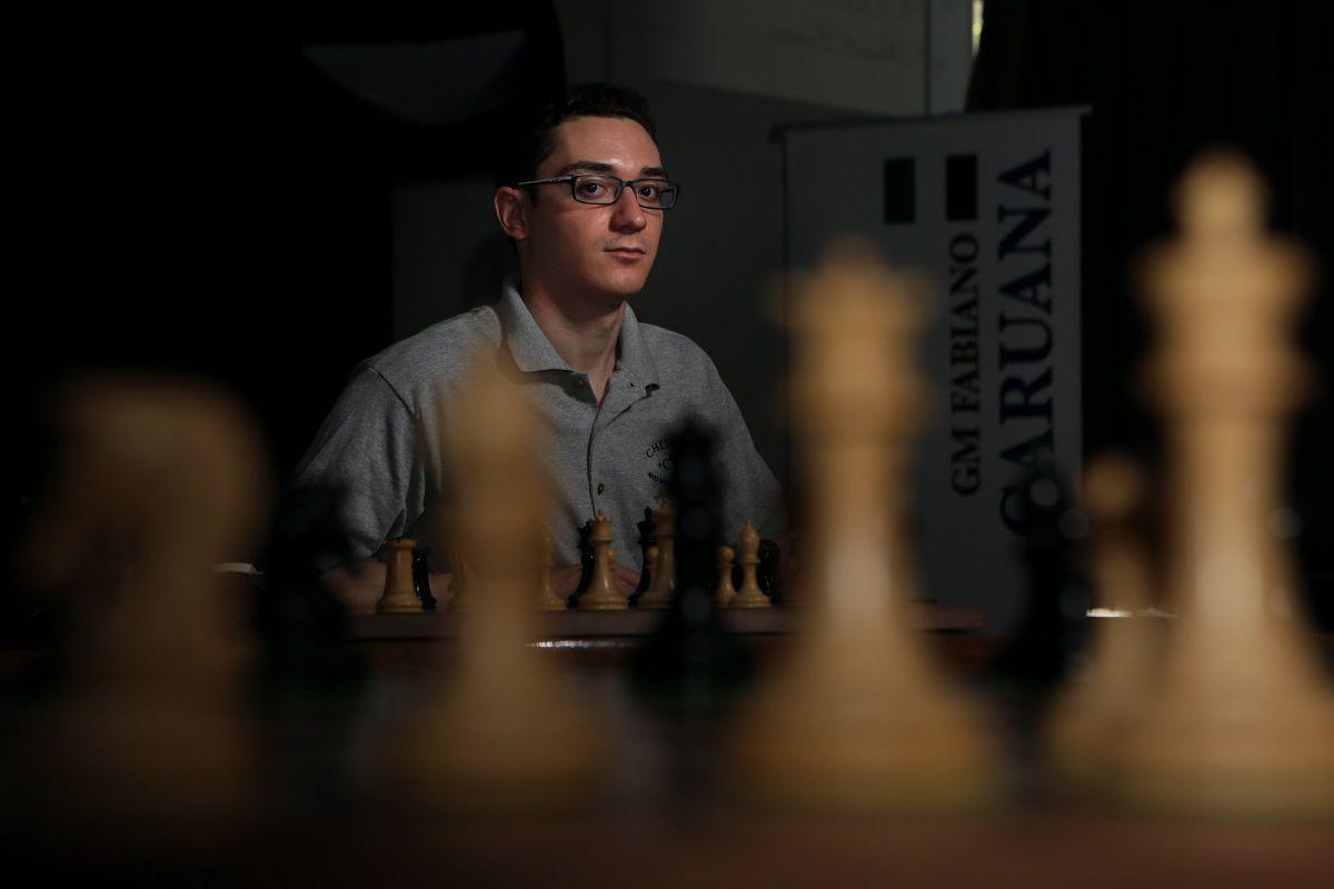 Chess Grandmaster Fabiano Caruana