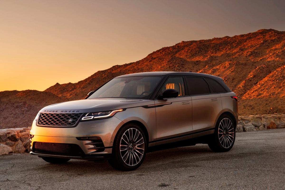 2018 Range Rover Velar; It cloaks a diesel option in an ...