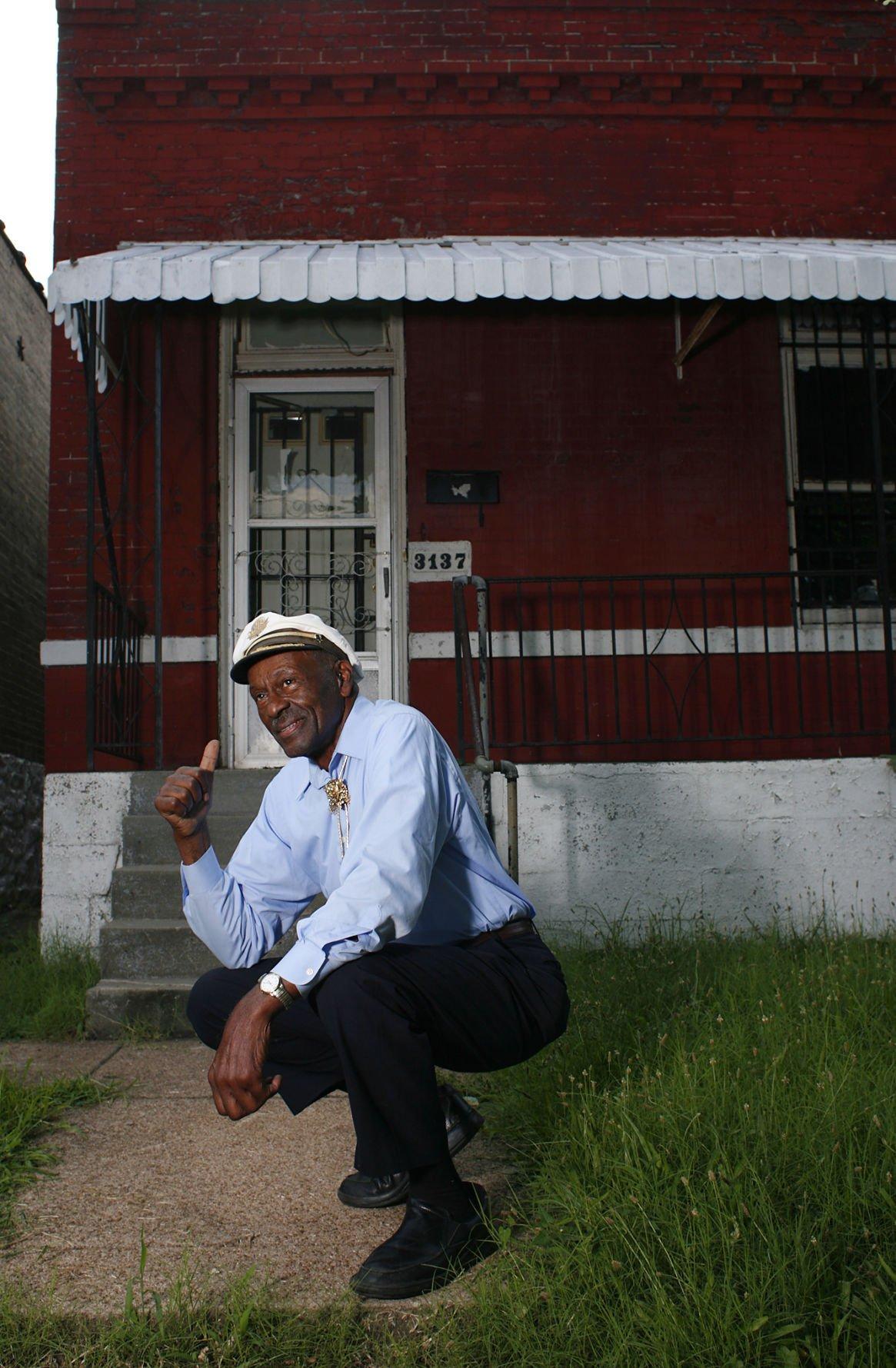 Chuck Berry home