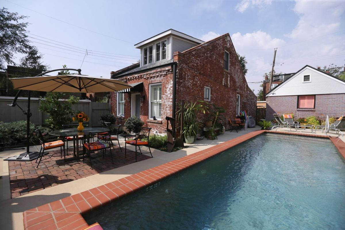 A Benton Park beauty complete with saltwater pool Home and Garden