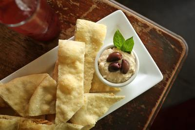 Cannellini Bean Dip  at Katie's Pizza