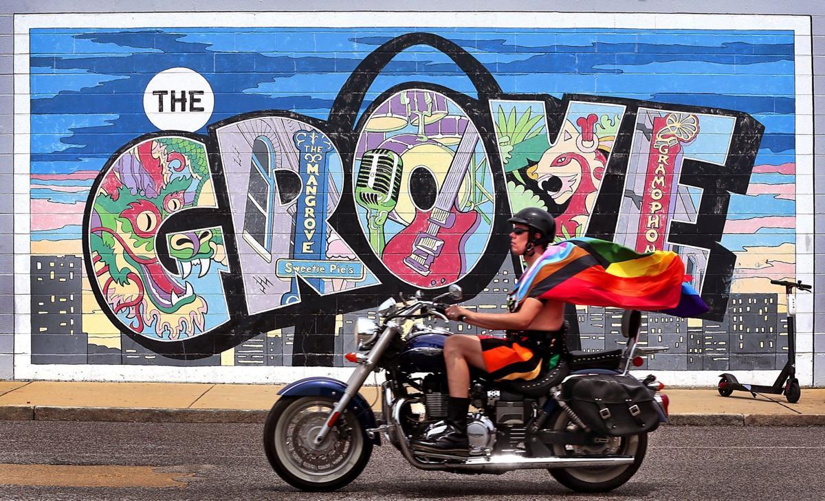 Pride Care-A-Van rolls through St. Louis neighborhoods