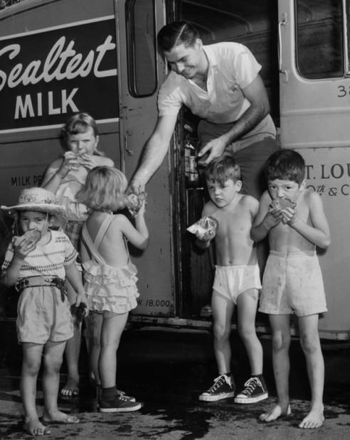 1954 St. Louis heat wave