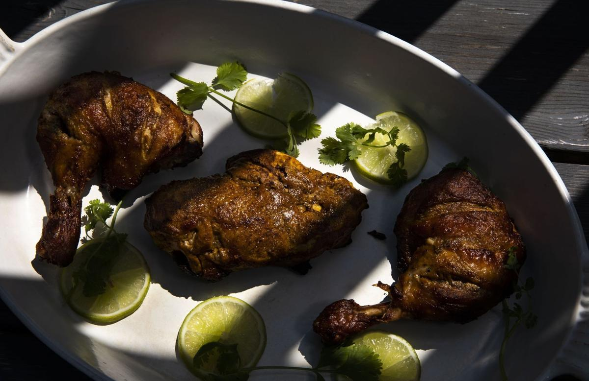 Grilled delights