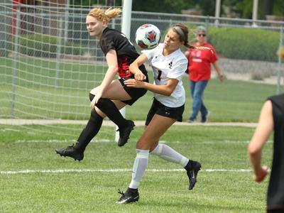 Granite City vs. Edwardsville girls soccer