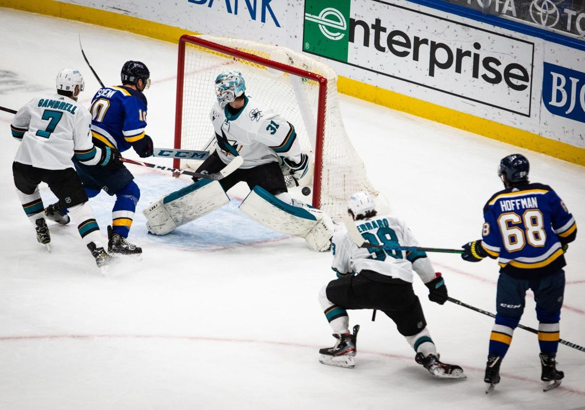 Blues V Sharks