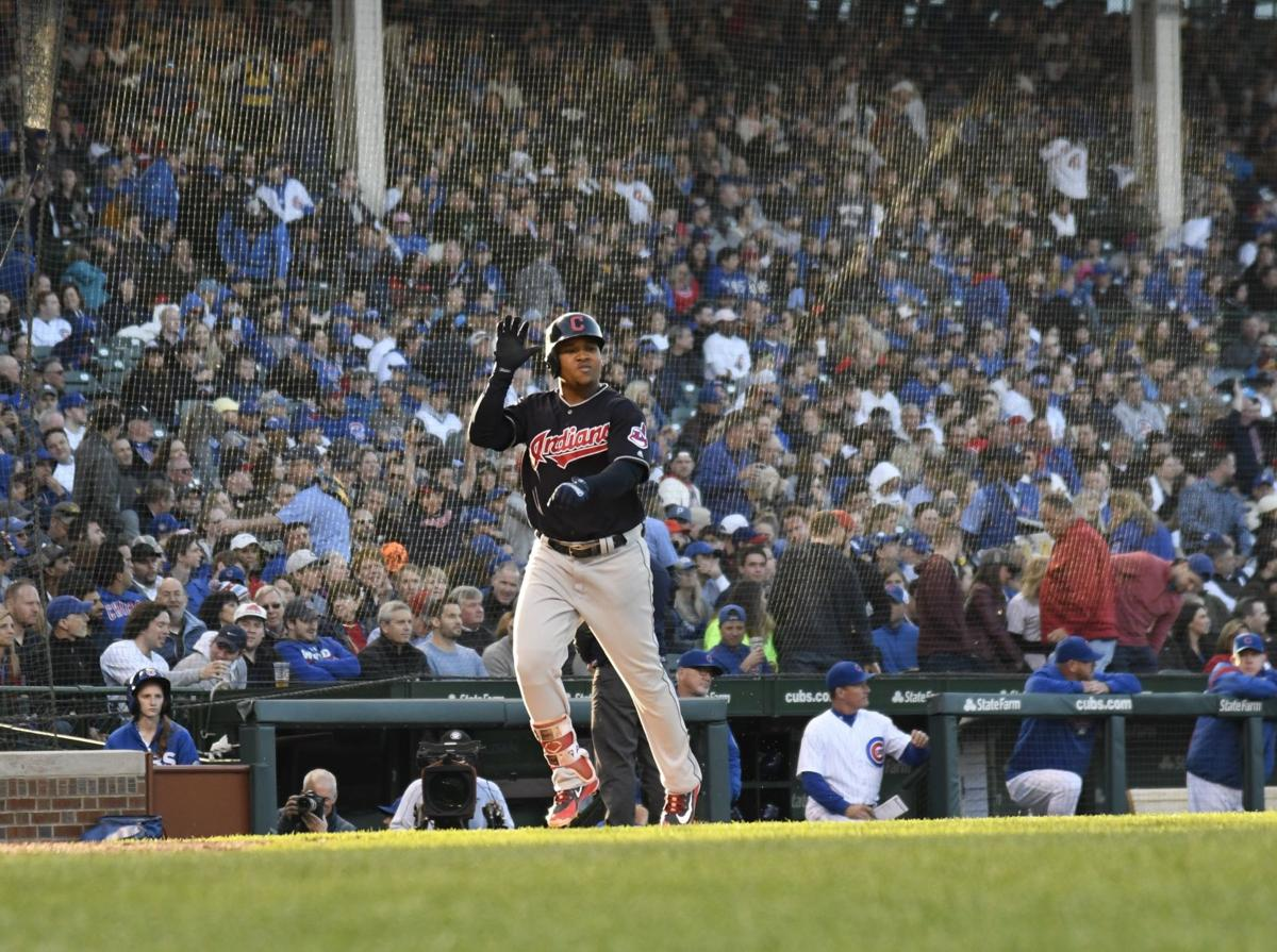 indians cubs baseball rout roundup mlb rematch series stltoday