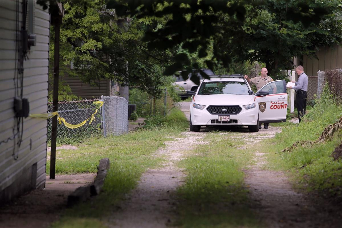 Two people found dead in Lemay home
