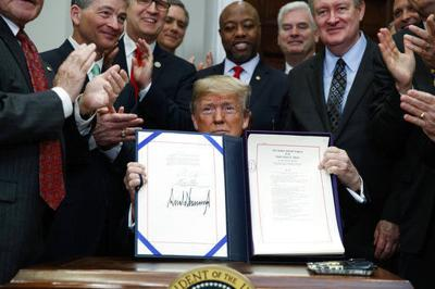 Trump signs Economic Growth, Regulatory Relief, and Consumer Protection Act