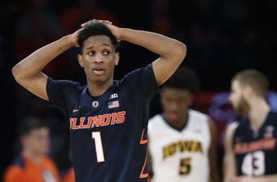 B10 Illinois Iowa Basketball