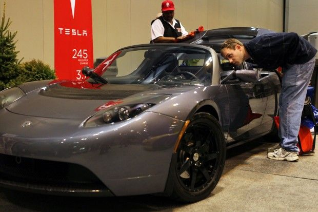 service center here is part of tesla s growth drive business rh stltoday com