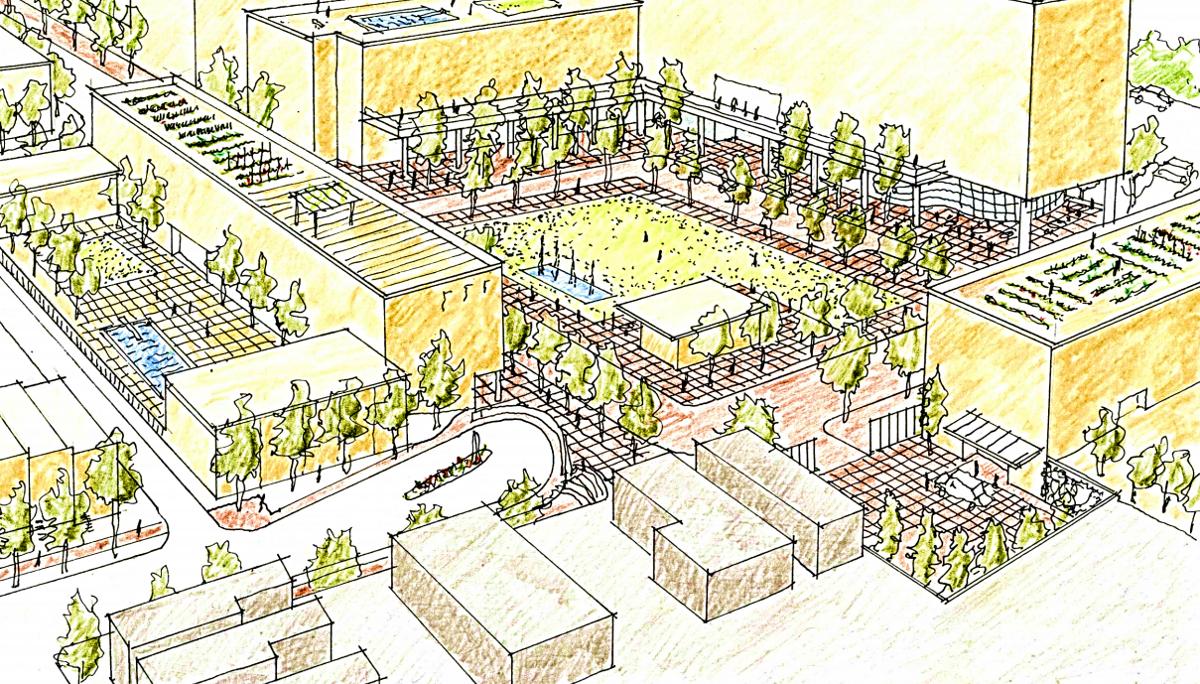 Lafayette Square development