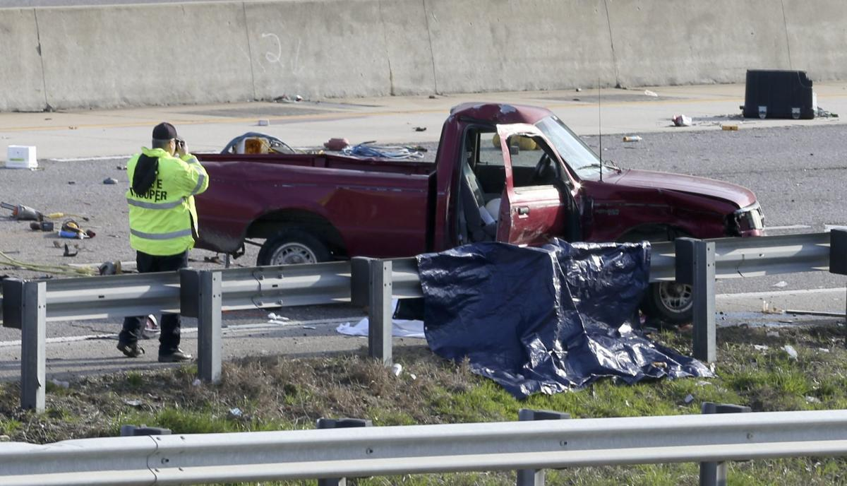 Wright City man ejected, killed in crash on I-70 in Lake Saint Louis