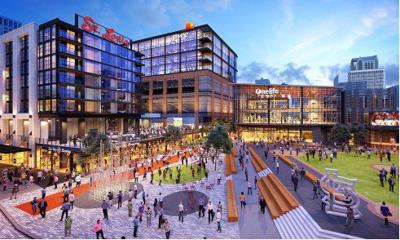 Onelife Fitness Club is opening at Ballpark Village