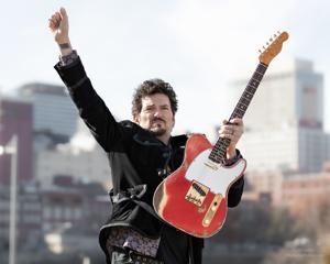 Blues-rocker Mike Zito ein album gemacht, während in Quarantäne, und es ist jetzt verfügbar — kostenlos