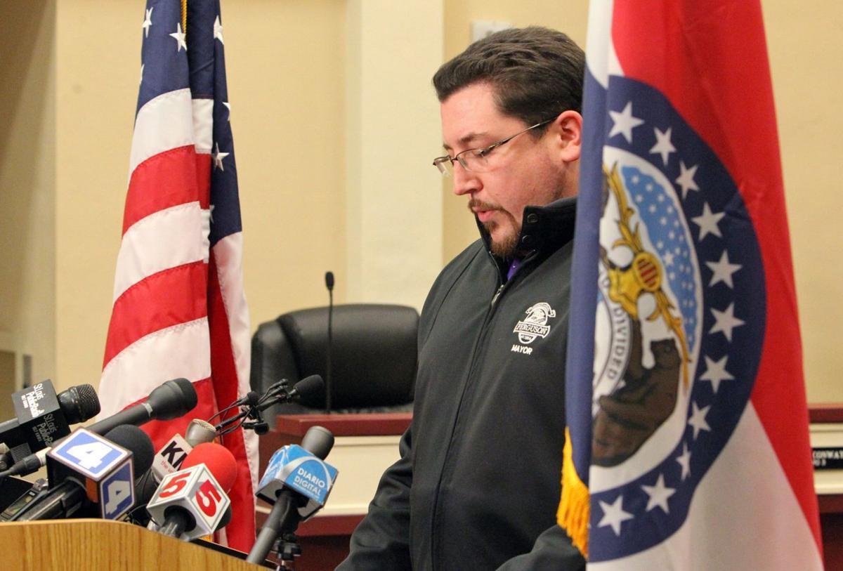 Ferguson Mayor announces Police Chief resignation