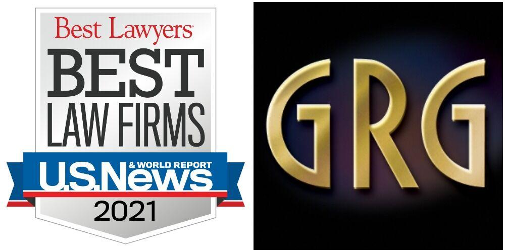 GRG's Best Law Firms Rankings