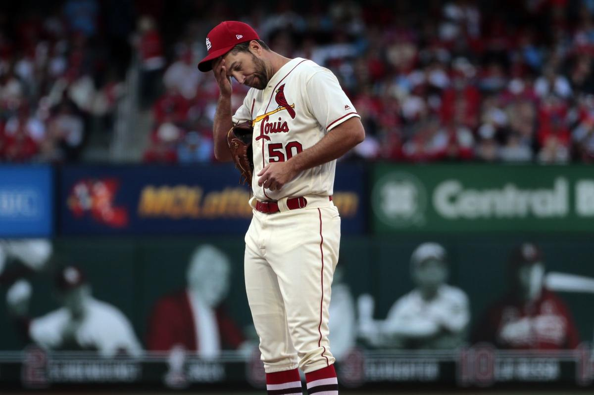 Photos: Cardinals drop NLCS Game 2 to Nationals