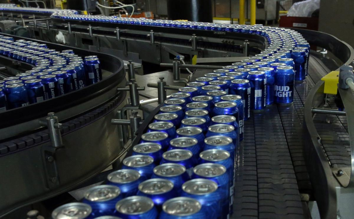 A-B launching Bud Light Seltzer, report says