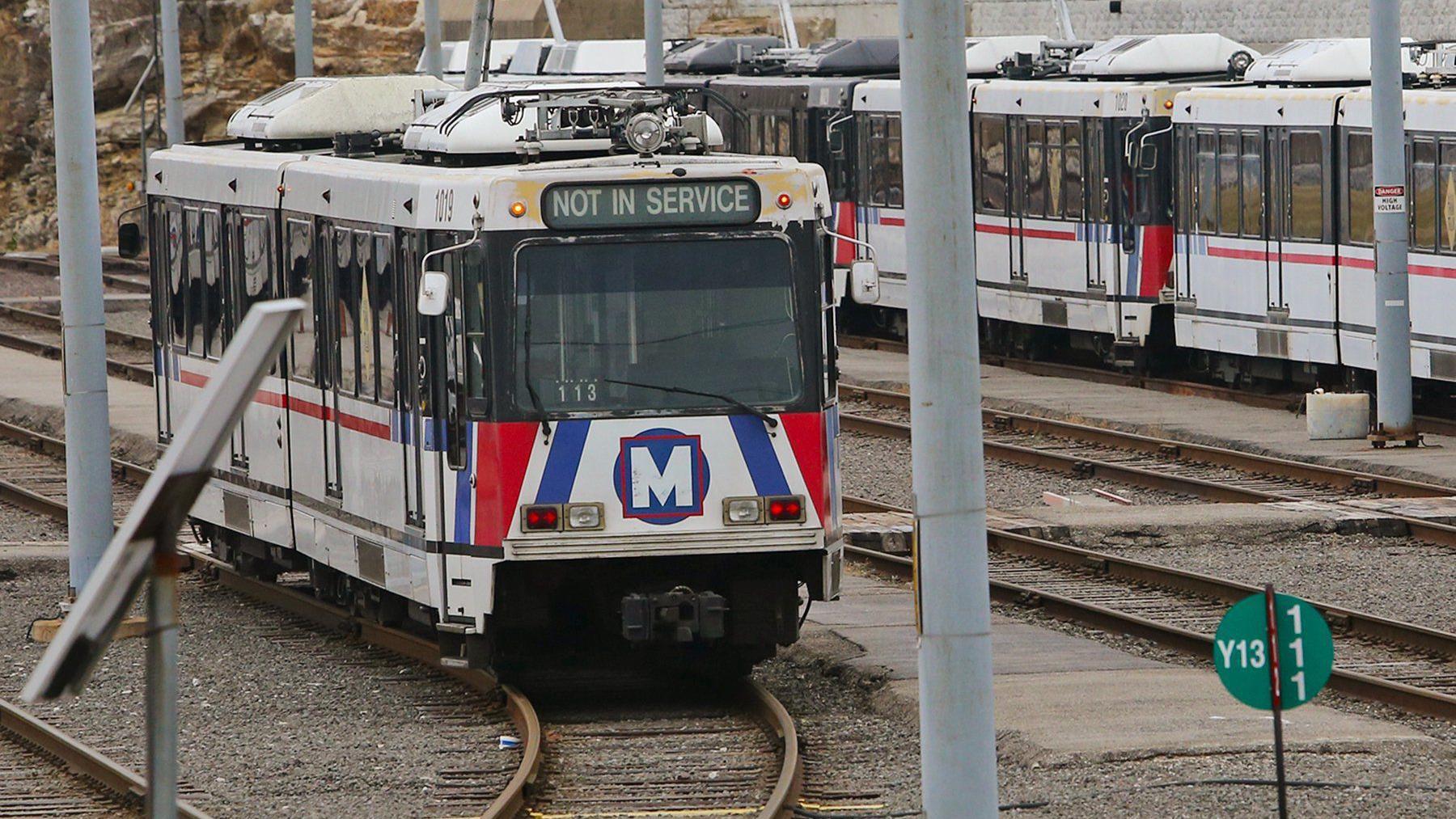 Ridership is down for MetroLink