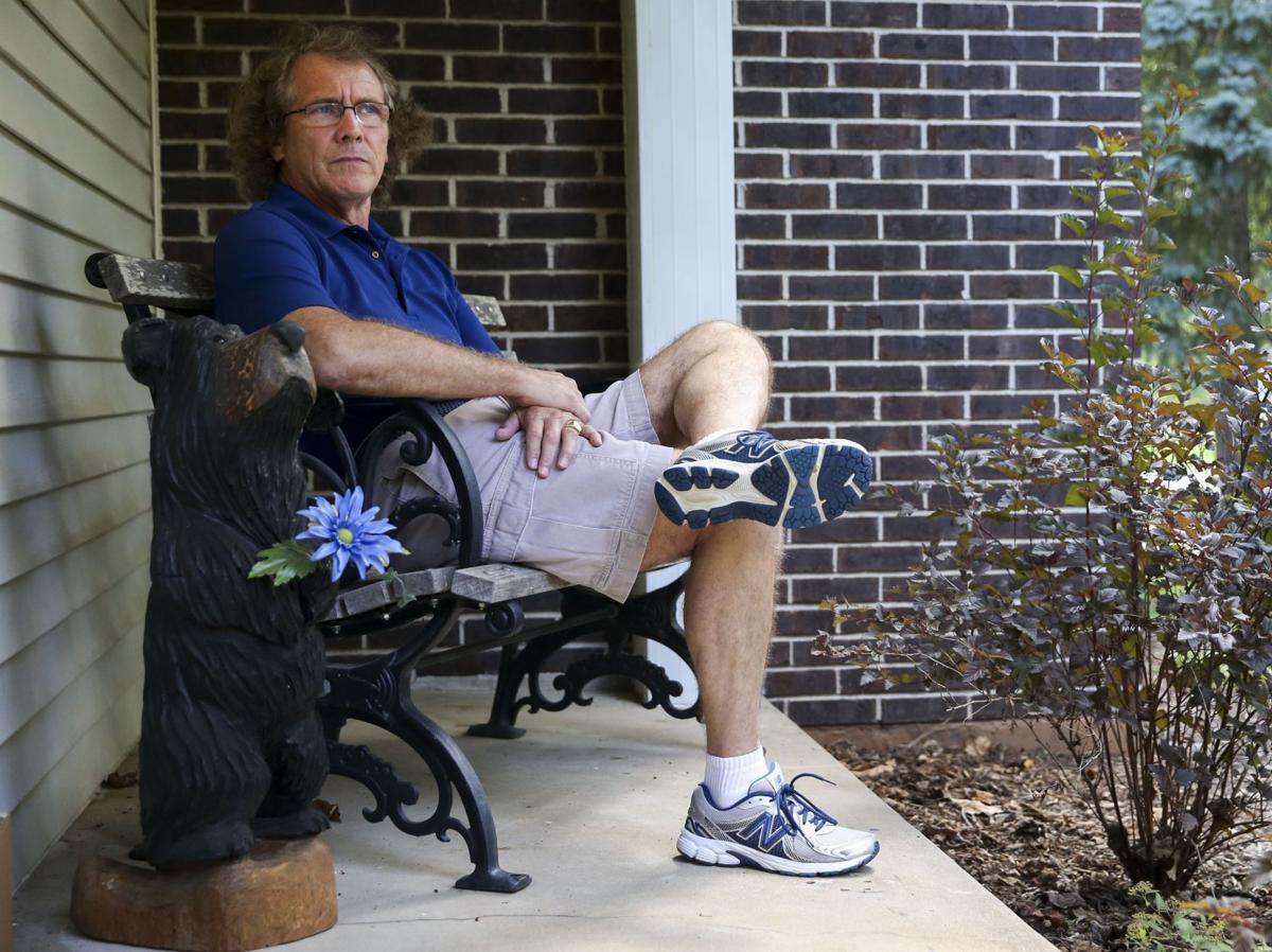 Ellisville man claims voter suppression