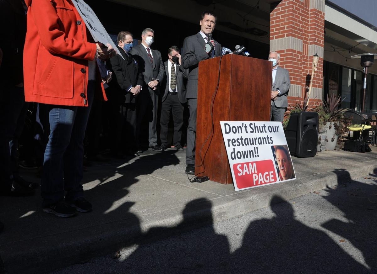 Restaurateurs rally behind state bill to curb Page's power