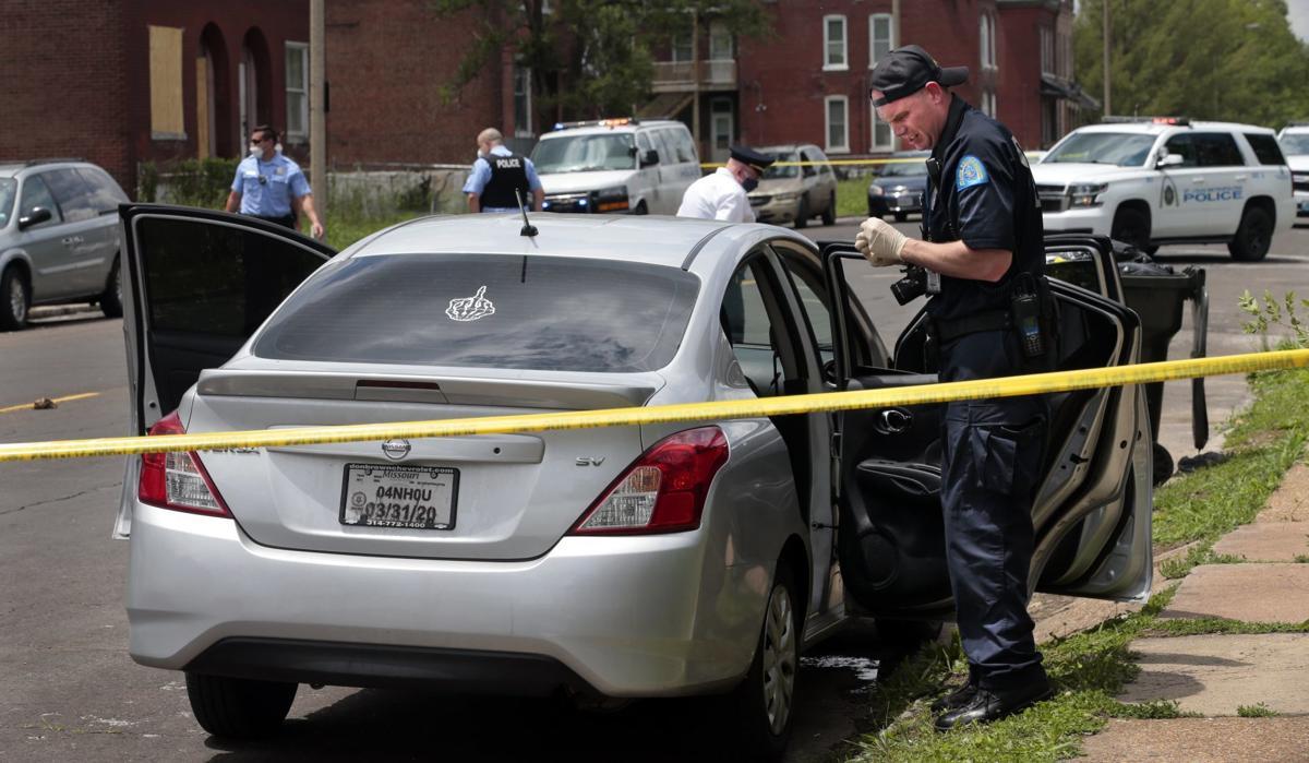 Three people found shot near Fairground Park
