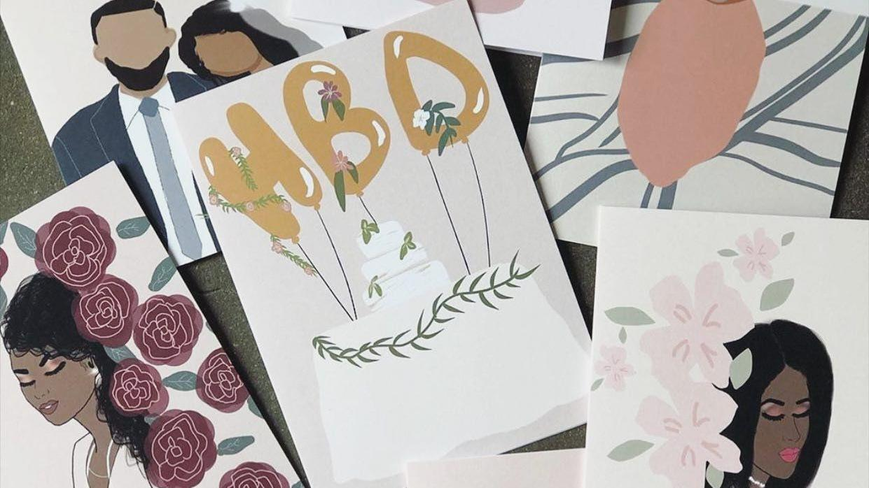 Made in St. Louis: Snappy, encouraging cards bring artist's card company to life