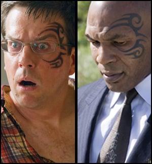 a70485bebee7a Missouri artist sues to block movie due to Tyson lookalike tattoo ...