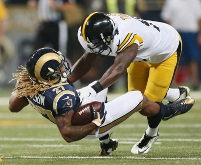 St. Louis Rams v Pittsburgh Steelers
