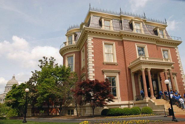 Governor's Mansion in Jefferson City