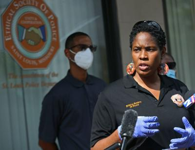 Black police union demands to recognized by St. Louis County