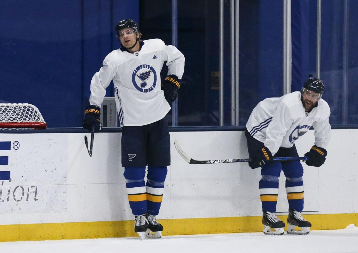 Blues practice day two