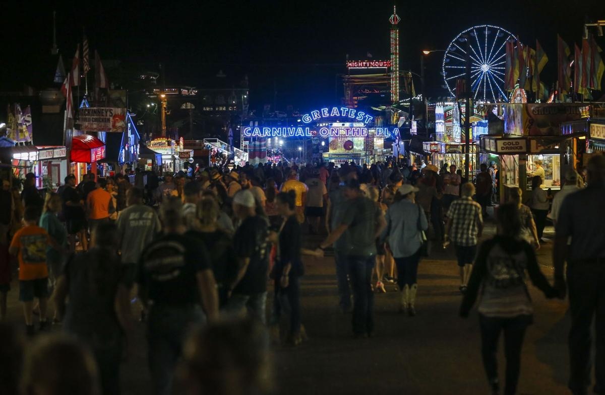 State Fair back in swing