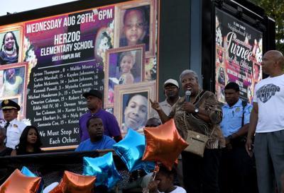 St. Louis City children dying of gun violence